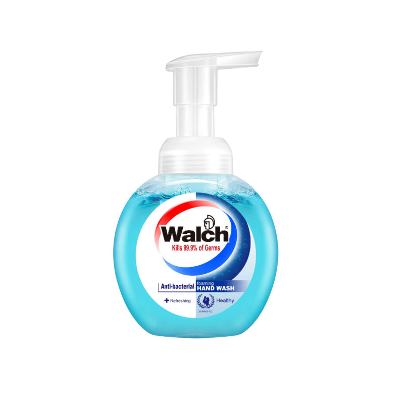 Walch Antibacterial Foaming Hand Wash Refreshing 300ml