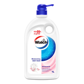 Walch Multi-antibacterial Body Wash Moisturizing 1L
