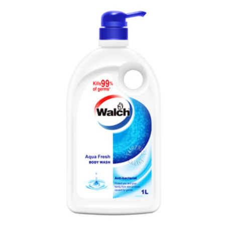 Walch Multi-antibacterial Body Wash Aqua Fresh 1L