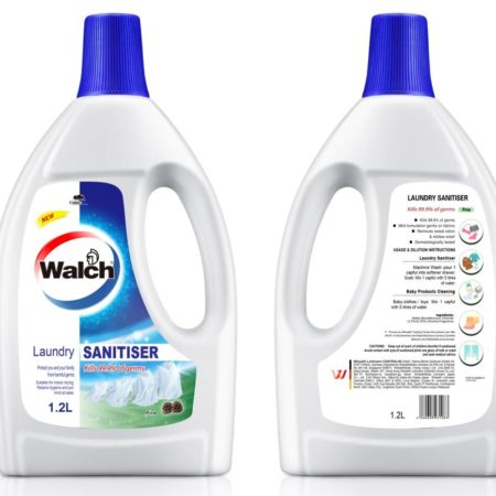 Walch Laundry Sanitizer Pine 1.2l