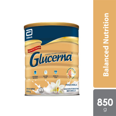 Abbott Glucerna Gold Wheat 850g