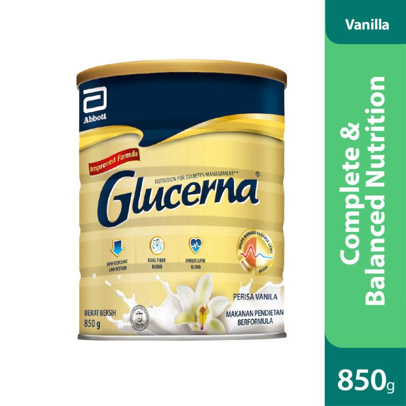 Abbot Glucerna Gold Vanilla 850g