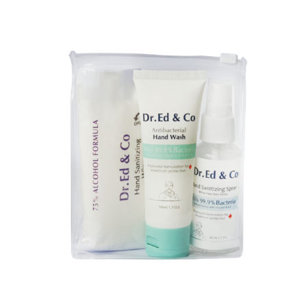 DR.ED & CO TRAVELLING KITS