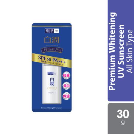 Hada Labo Premium Whitening Uv Sunscreen 30g