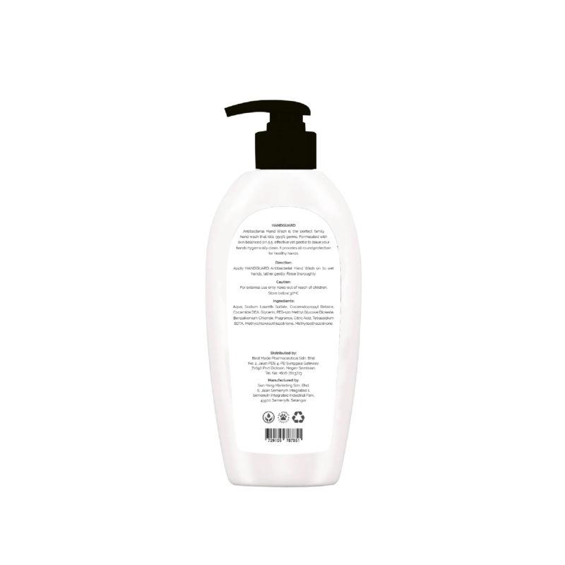 Handguard Antibacterial Hand Wash 500ml