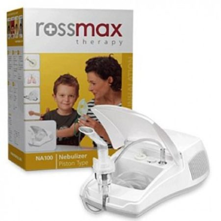 Rossmax Compact Nebulizer Na100