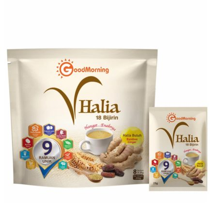 Good Morning Vhalia Convenient Pack 8x25g