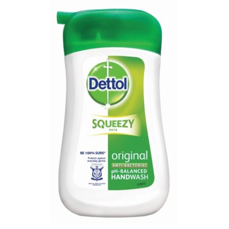DETTOL HANDWASH ORIGINAL 110ML