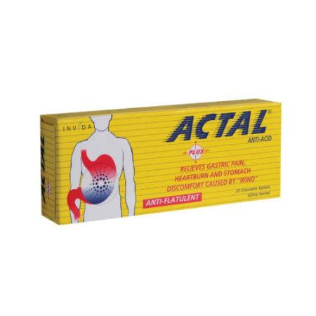 Actal Plus 2x10s