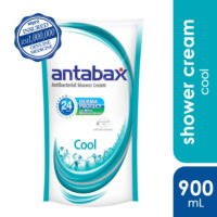 Antabax Shower Cream Cool & Sensitive 900ml 2s