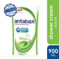 Antabax Shower Cream Nature & Fresh 900ml 2s