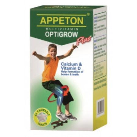 Appeton Multivit. Optigrow Plus 60s