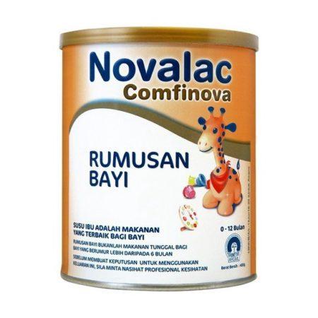 Novalac Comfinova Infant Formula 400g