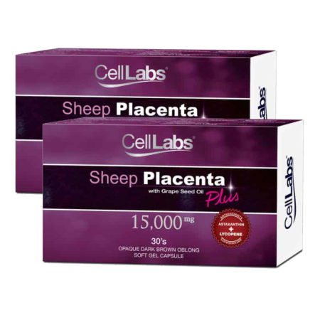 CELLLABS SHEEP PLACENTA PLUS 15000MG 30S