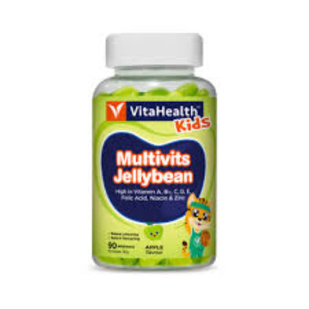 Vitahealth Kids Multivits Jellybean 90s