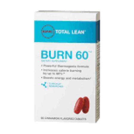 Gnc Burn 60s