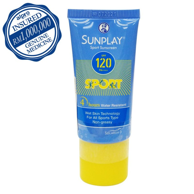 Sunplay Sport Uv Spf120pa 30g