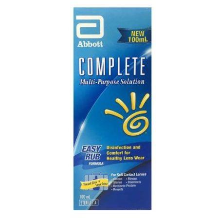 Abbott Complete Easy Rub Multi-purpose Sol 100ml
