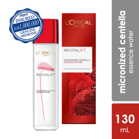 LOREAL REVITALIFT MICRONIZED CENTELLA ESSENCE WATER 130ML