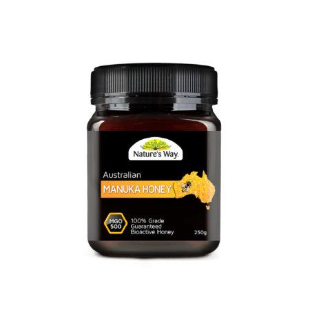 NW MANUKA HONEY MGO 500 250G {Exp :10/2020}