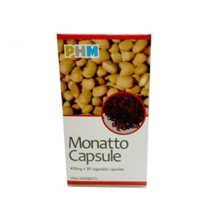 Phm Monatto Capsule 30s
