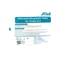 Silicone Ryles Tube (stomach Tube For Single Use) Size 16fr 1s