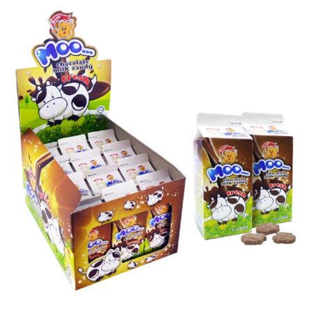 Moo Milk Tablet 30g 12s