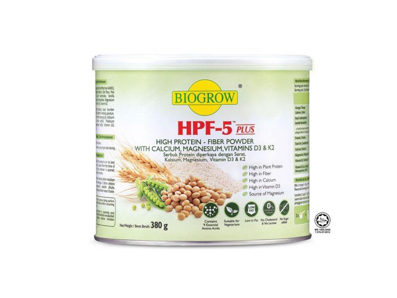 Biogrow HPF-5 Plus 380g