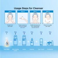 Hada Labo Hydrating Foaming Wash160ml