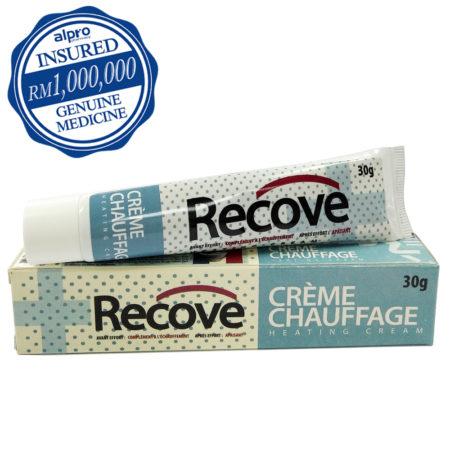 Recove Creme Chauffage Cream 30g