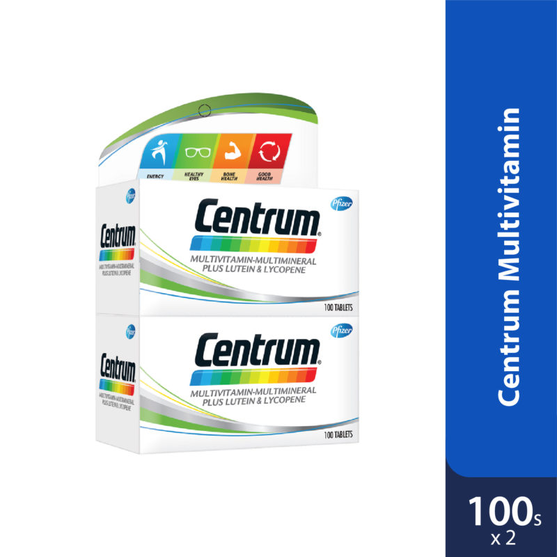 Centrum Multivitamin 2x100s