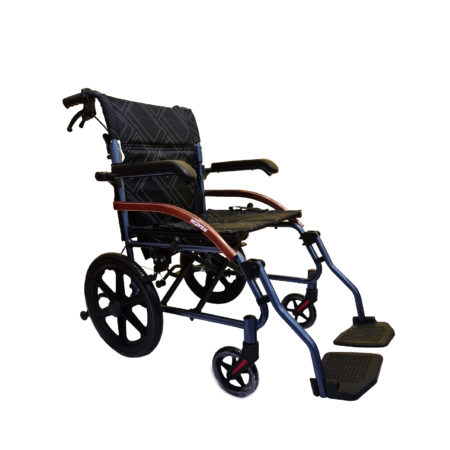 Moven Q05 16inch Lightweight Premium Wheelchair