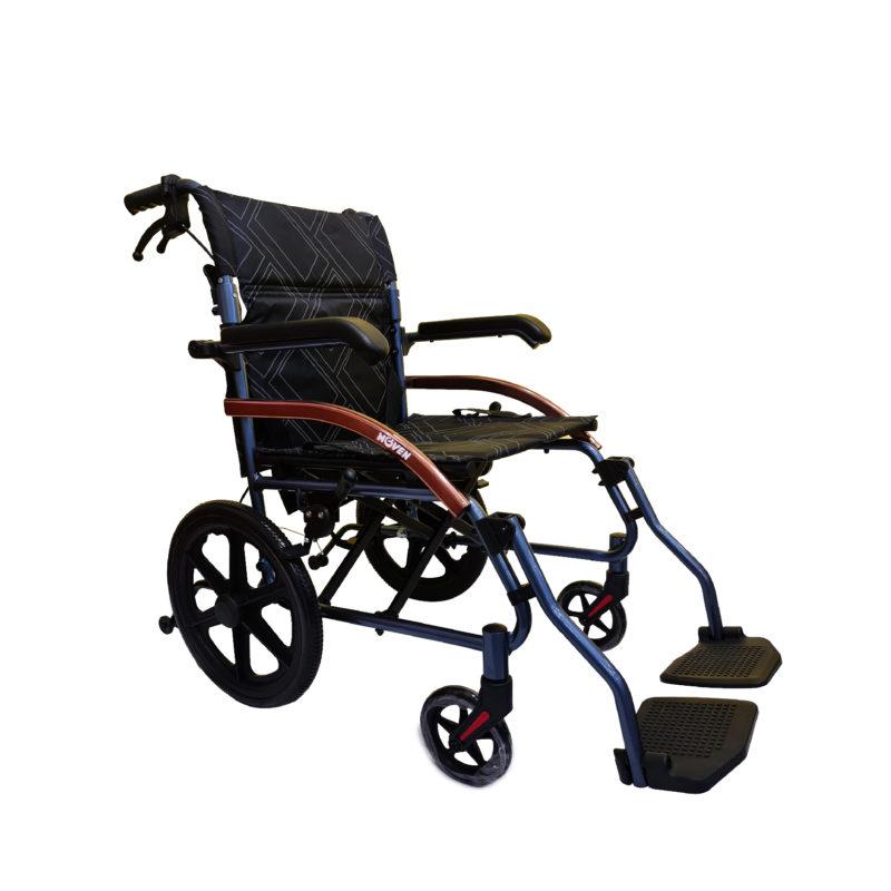 Moven Q05 16inch Lightweight Premium Wheelchair