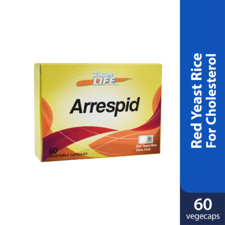 Powerlife Arrespid 60s | Red Yeast Rice for Heart Health