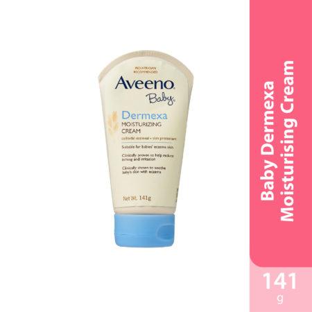 Aveeno Baby Dermexa Moisturising Cream 141g