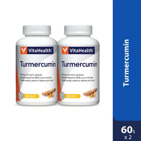 Vitahealth Turmercumin 2x60s