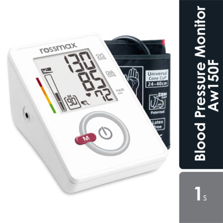 Rossmax Aw150f Blood Pressure Monitor