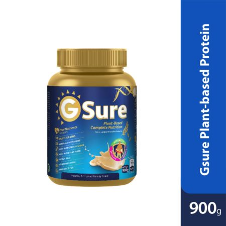 Good Morning Gsure Plant-based Protein 900g