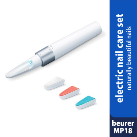 Beurer Electric Nail Care Set MP18