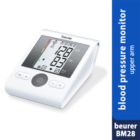 Beurer Upper Arm Blood Pressure Monitor BM28