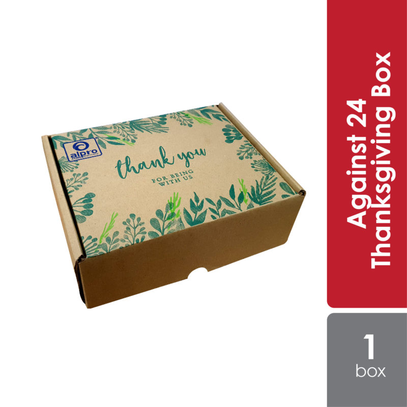 Against 24 Thanksgiving Box   Buy 1 free 4 special gifts