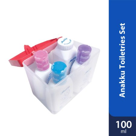 Anakku Toiletries Set 100ml