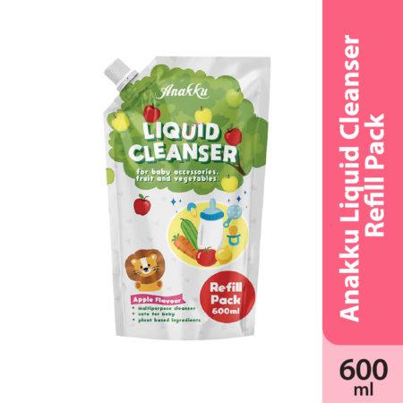 Anakku Liquid Cleanser Refill Pack 600ml