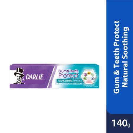 Darlie Gum & Teeth Protect Natural Soothing 140g