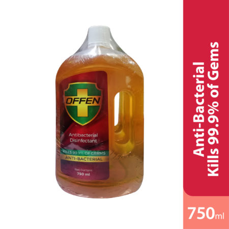 Offen Antibacterial Disinfectant 750ml 3s