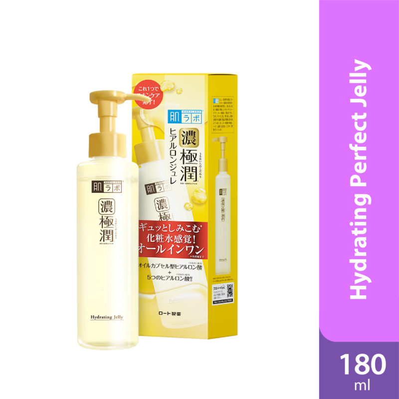 Hada Labo - Hydrating Perfect Jelly 180ml