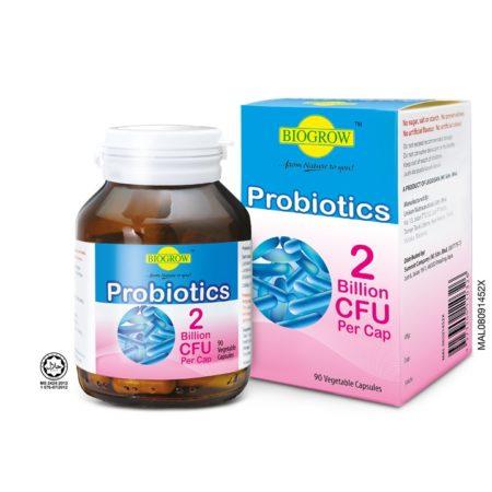 Biogrow Probiotics 2B 2x90s