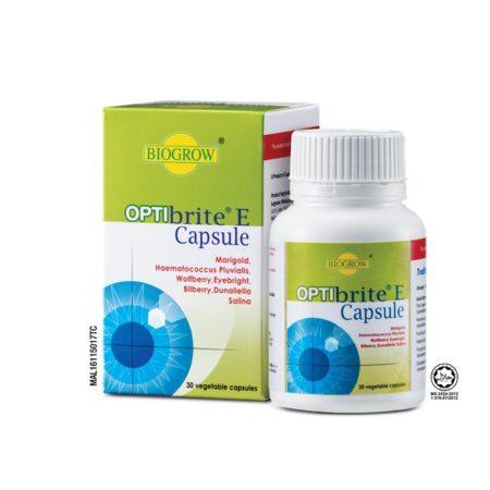 Biogrow Optibrite E capsule 2x30s
