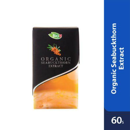 Bioplus Organic Seabuckthorn Extract 60s (Exp 4/2021)