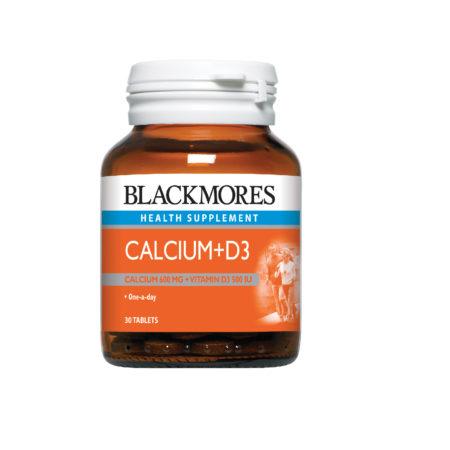 Blackmores Calcium D3 30s